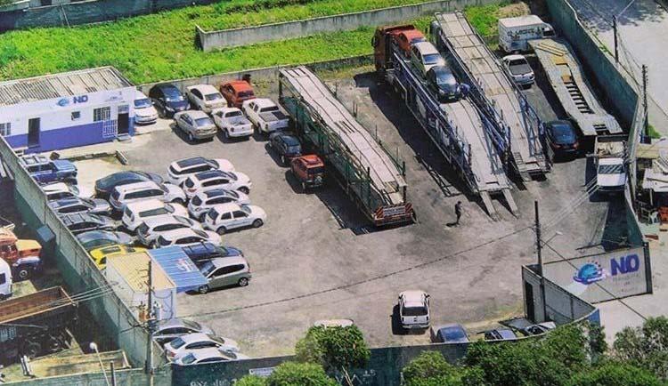 Empresa que faz transporte de veículos