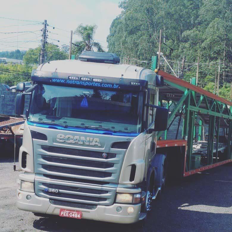 Transporte cegonha
