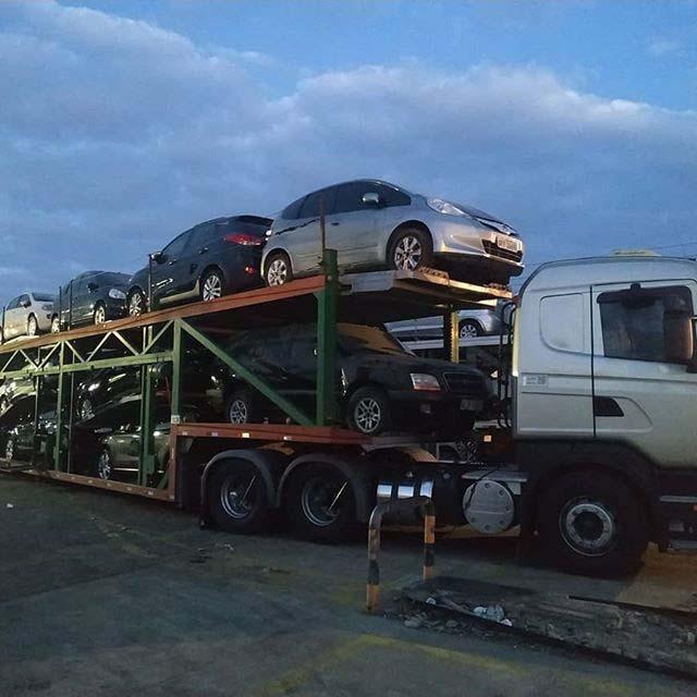 Transporte cegonha preço